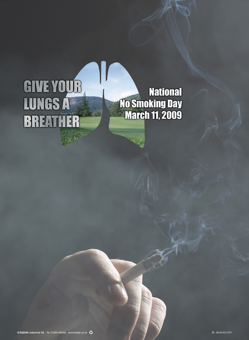 Give your lungs a breather