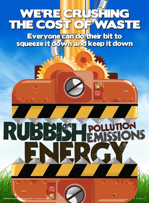 Rubbish energy