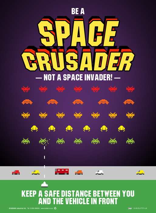 Space crusader