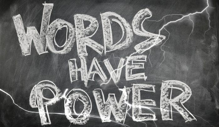 Words-Have-Power-written-on-blackboard