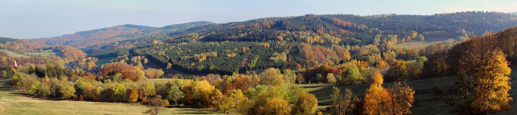 Autumn-landscape-panorama
