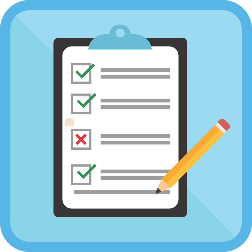 Illustration-of-a-checklist