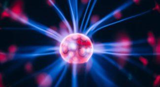 Plasma-ball