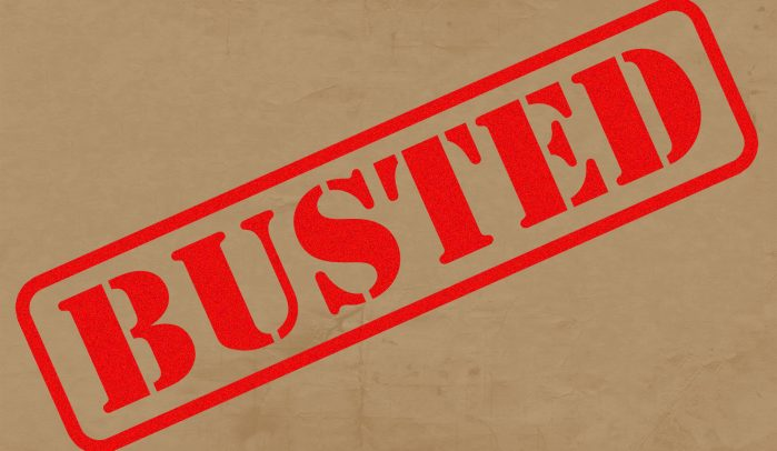 Busted-stamped-in-red-on-brown-paper