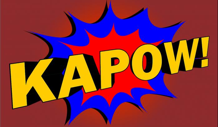 Cartoon-KAPOW!